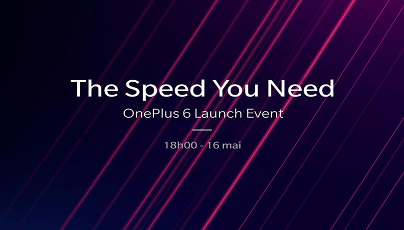 OnePlus 6: ¿quieres ver su presentación en directo?