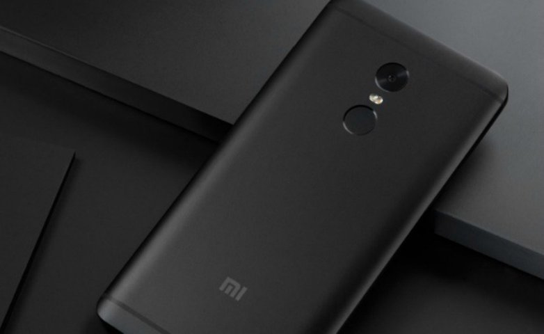 redminote 4 black