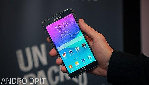 8e0698161fe50 10 problemas del Samsung Galaxy Note 4 y sus soluciones