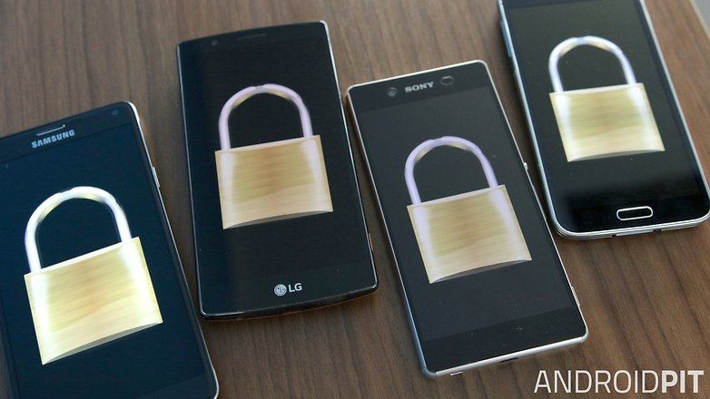 segurança do smartphone
