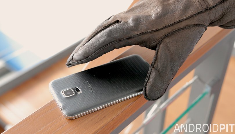 How to protect your smartphone from loss and theft
