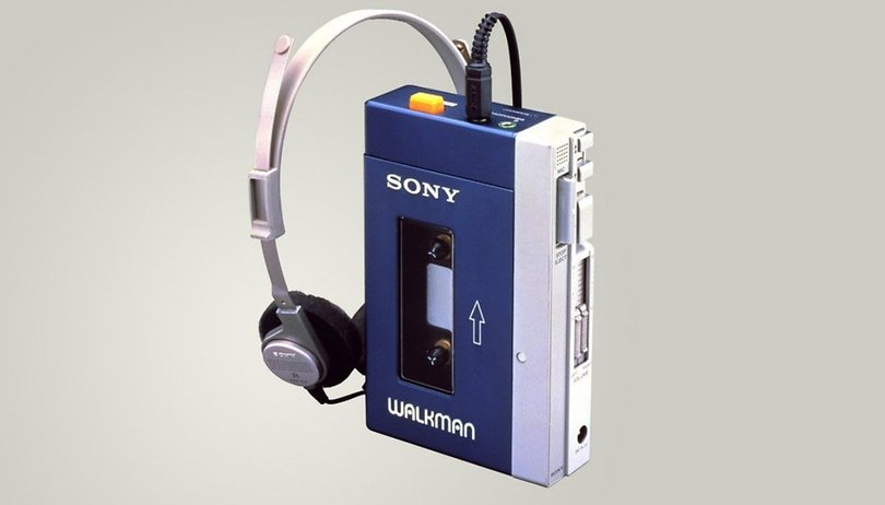 TBT - 40th anniversary of the Walkman, the device that changed music