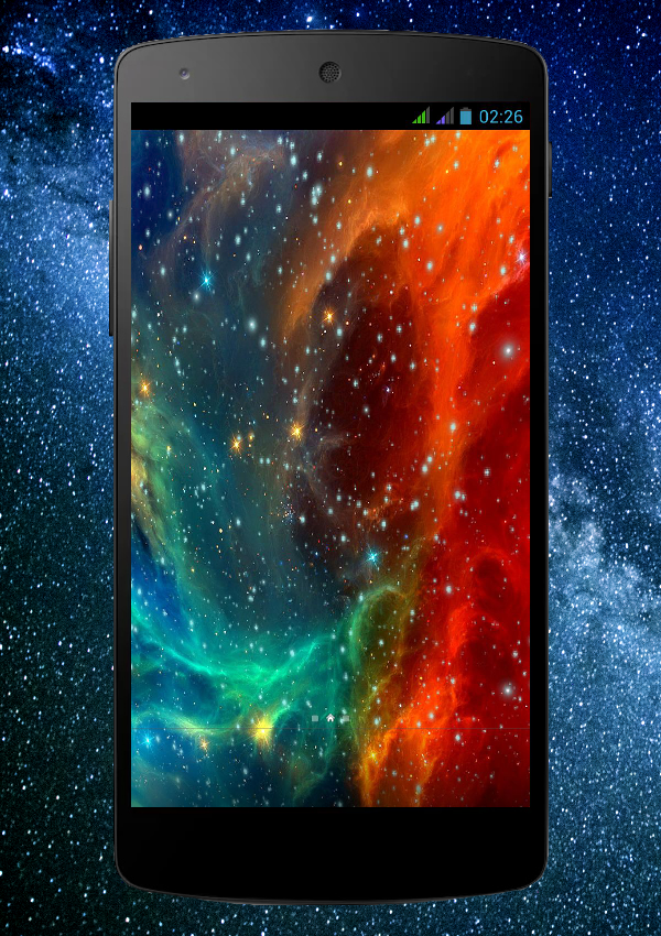 Free Space Live Wallpapers Androidpit Forum