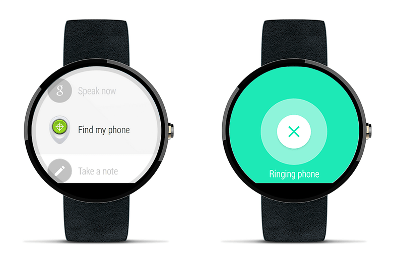 Retrouver mobile Android Wear Android Device Manager