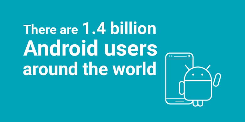android 1 4 milliard nombre utilisateurs google