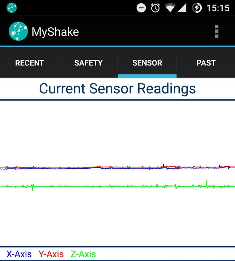 android application my shake detecter tremblement de terre details image 00