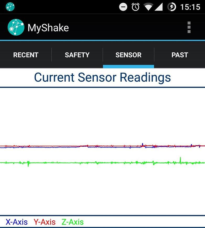 android application my shake detecter tremblement de terre details image 00
