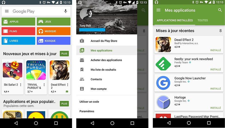 android erreur application cesse fonctionner solutions vider cache image 01