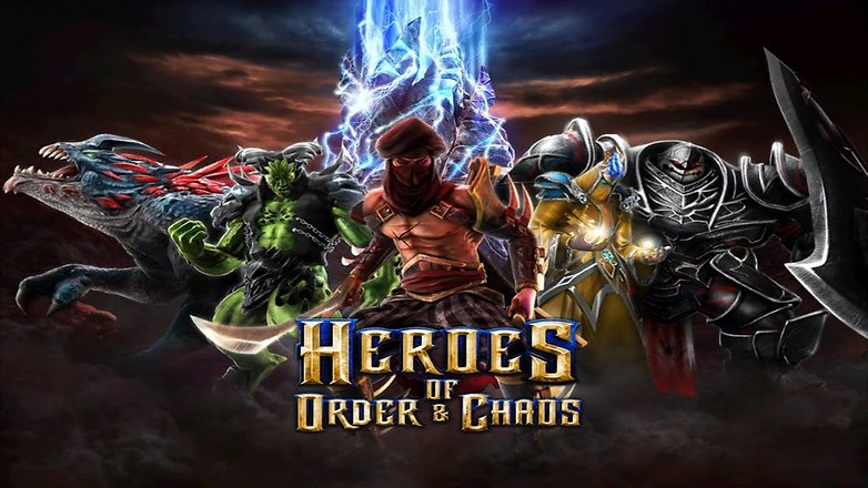 android heroes of order and chaos image 01