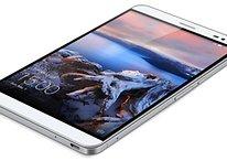 Huawei MediaPad X2 vorgestellt: 7-Zoll-Tablet mit Telefonfunktion [Update: Und das sind die Preise]