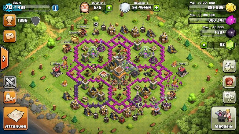 android ios iphone trucs astuces clash of clans 03