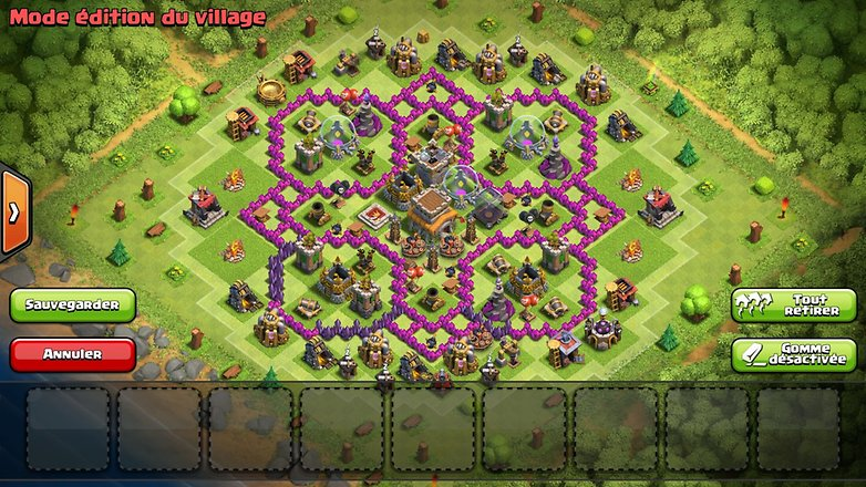 android ios iphone trucs astuces clash of clans 11