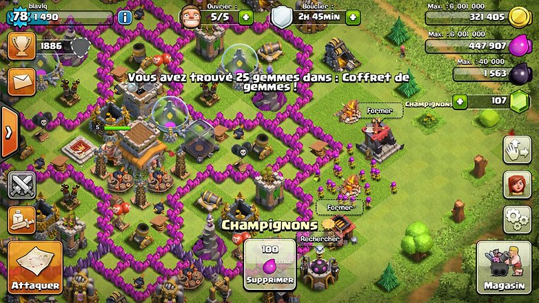 android ios iphone trucs astuces clash of clans 13