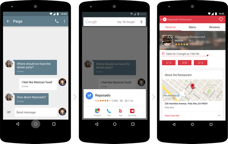 android m google now on tap demo image 01
