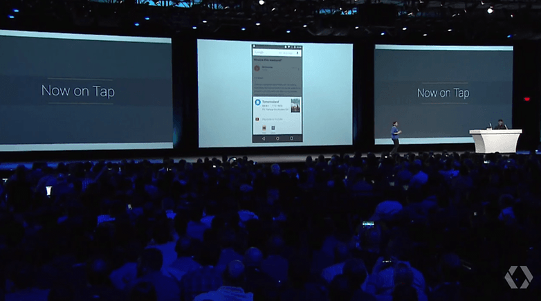 android m google now on tap demo image 04 google io 2015