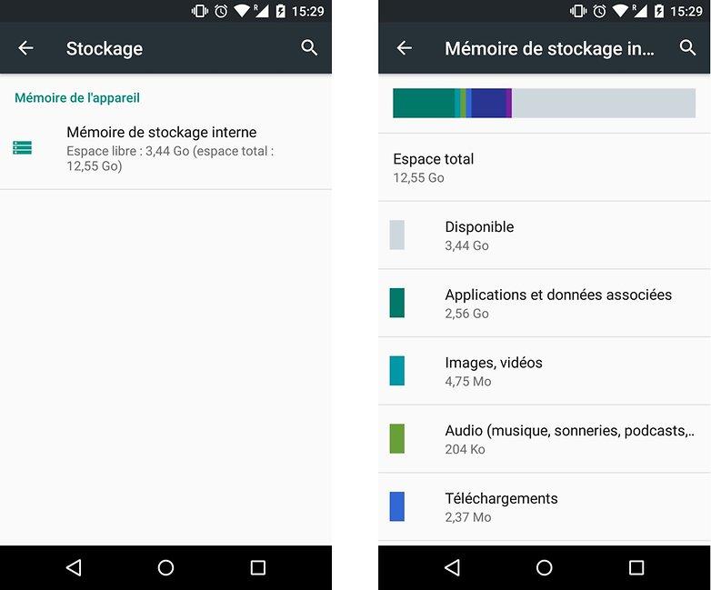 android m menu stockage retravaille divise en deux images 01