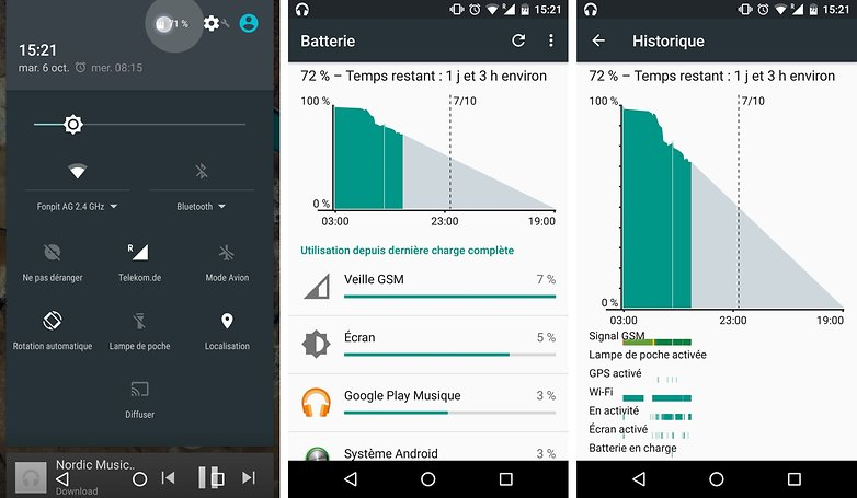 android marshmallow date sortie nouveautes fonctionnalites batterie autonomie images 01