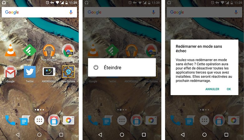 android marshmallow problemes solutions mode sans echec image 00