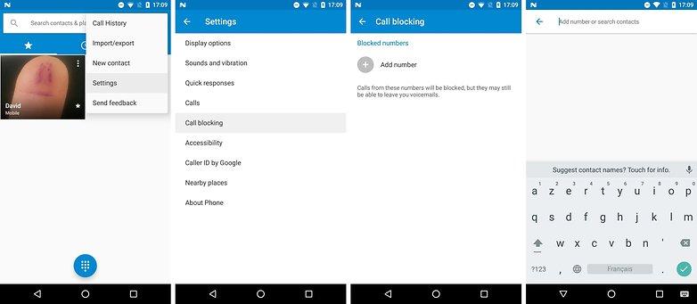 android n date sortie nouveautes fonctionnalites blocage appels images 00