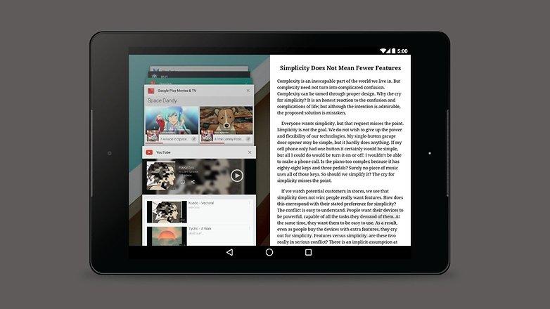 android n date sortie nouveautes fonctionnalites multi fenetre multi window images 02