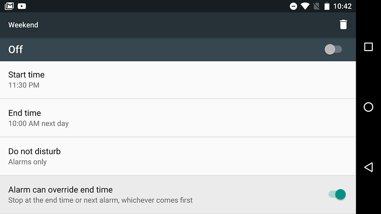 android n date sortie nouveautes fonctionnalites ne pas deranger image 00