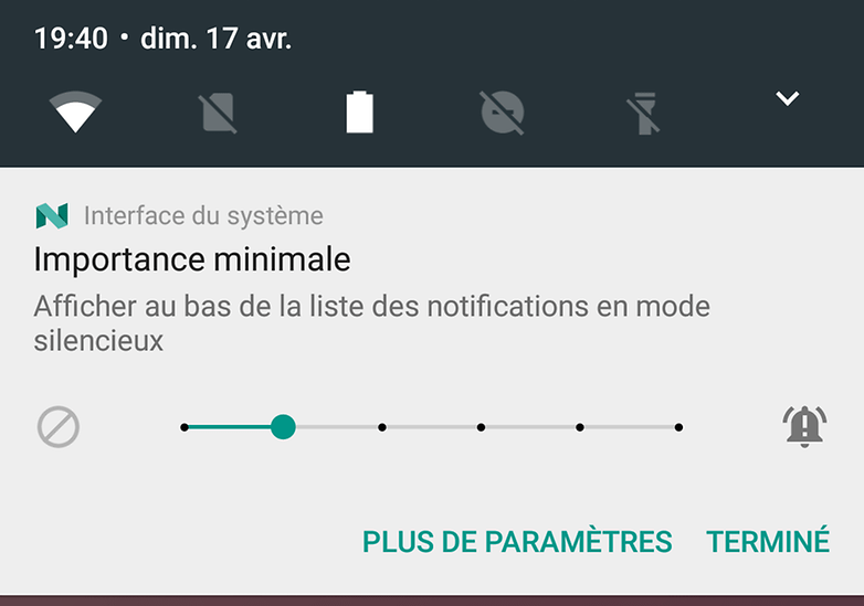 android n date sortie nouveautes fonctionnalites notificaitons granulaires evolution 6 image 01