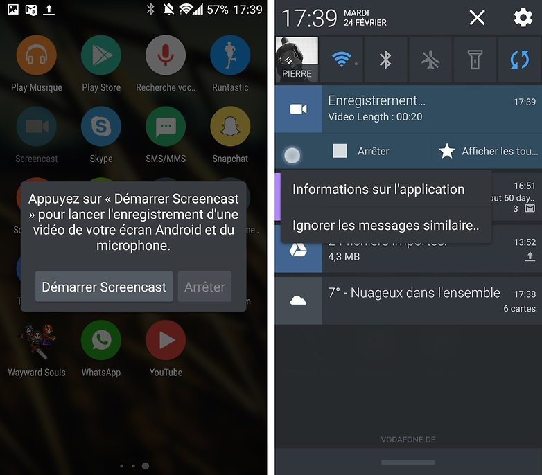 android oneplus one screencast image 00