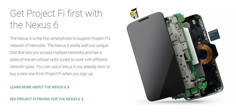 android project fi google nexus 6 exclusite image 0