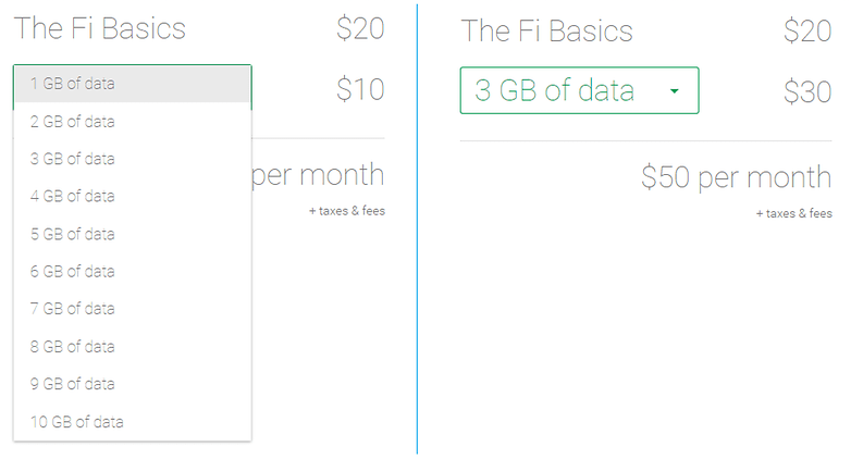 android project fi google prix data donnees mobiles image 001