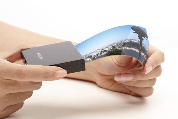 android samsung galaxy note 5 galaxy 7 8 millions ecran flexible prets a etre produits chaque mois