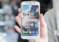 Samsung Galaxy S6 Edge im Test: Samsung kriegt endlich die Kurve