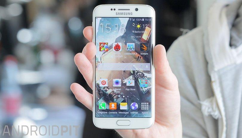 Test du Galaxy S6 edge : la révélation haut de gamme de Samsung