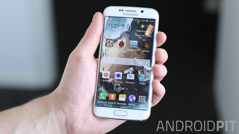 android samsung galaxy s6 edge test review image 02