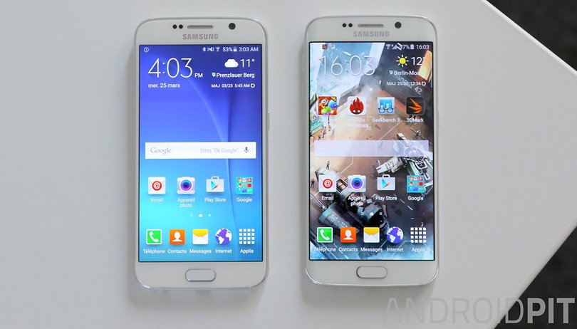 Galaxy S6 and Galaxy S6 Edge pre-orders start today, on sale April 10