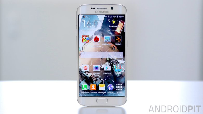 android samsung galaxy s6 edge test review image 11