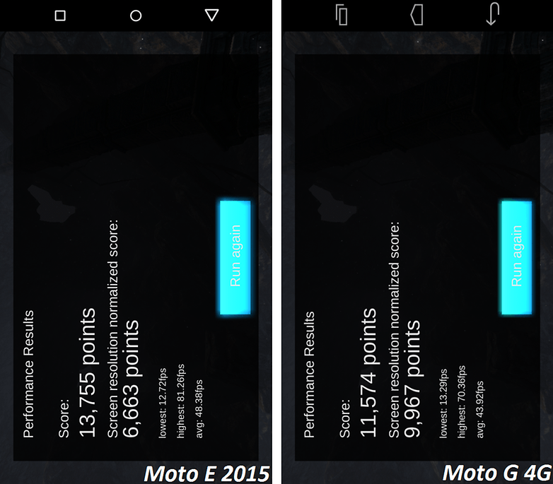 android test motorola moto e 2015 vs moto g 4g gpubench