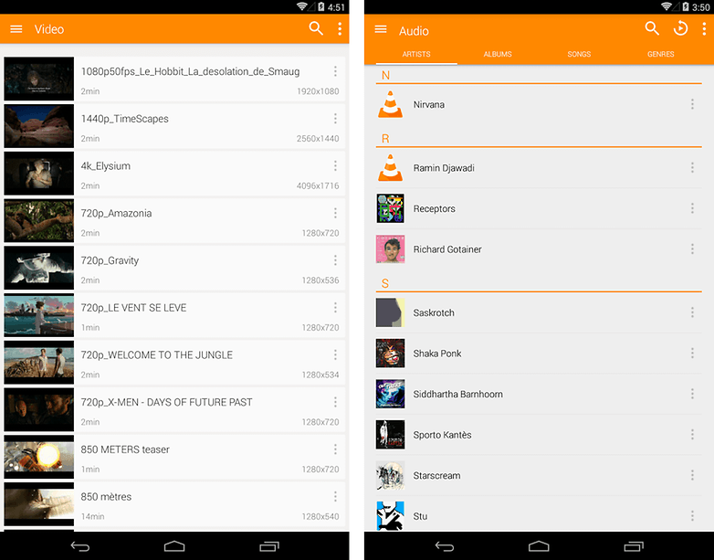 android vlc for android image 00