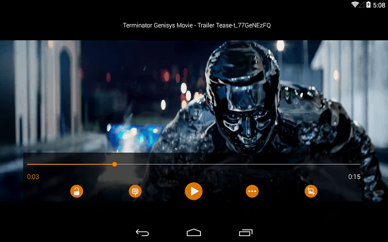 android vlc for android image 01
