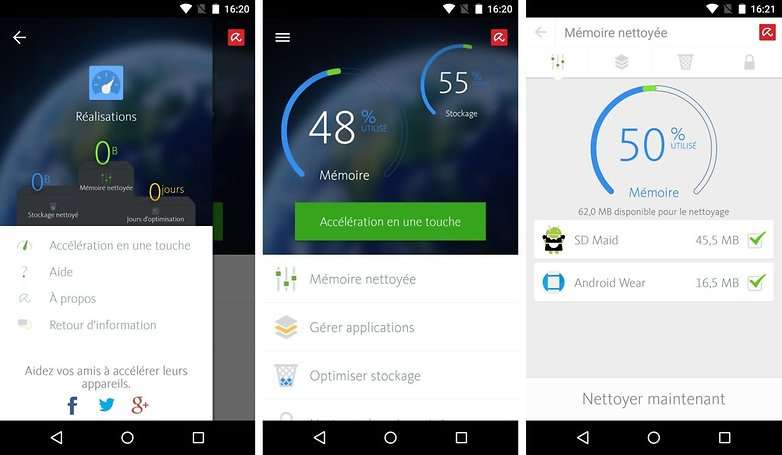 androidpit france avira android optimizer images tony balt 00