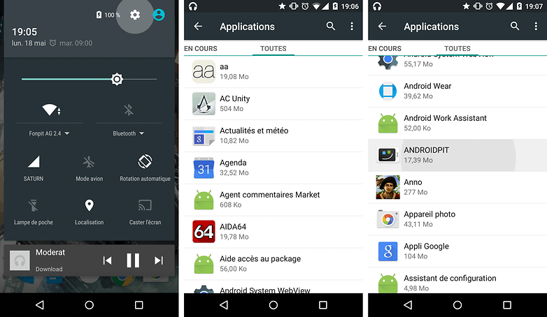 androidpit france comment gerer memoire applications android images 02