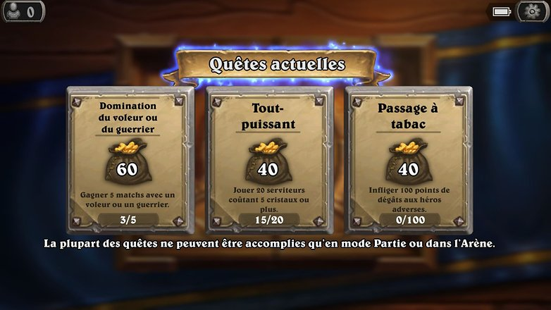 androidpit france hearthstone disponible telechargement smartphone android image officielle 02