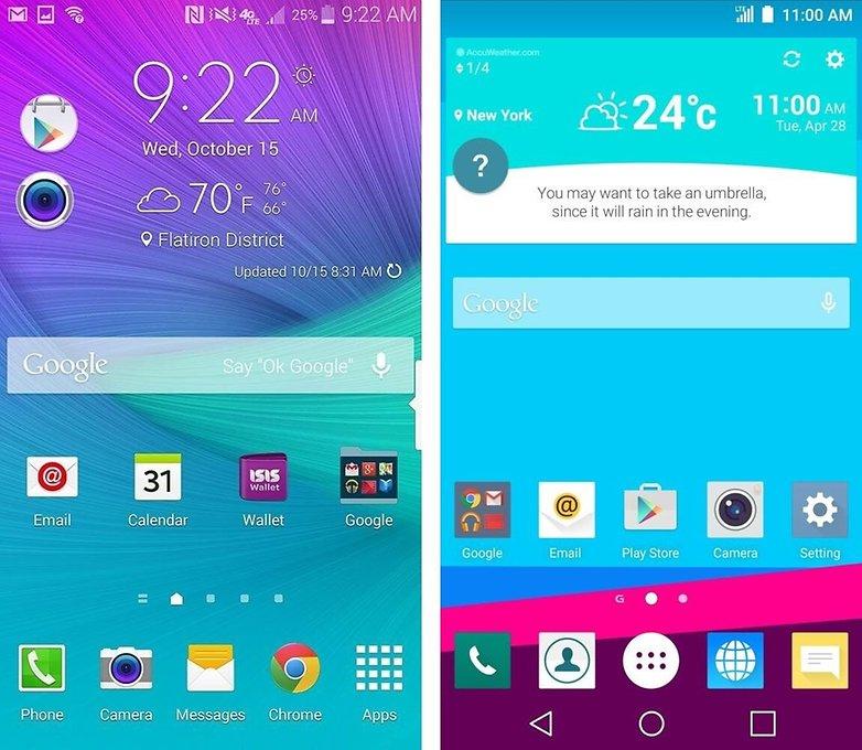 androidpit france samsung touchwiz ux vs lg ux 4 0 image 00