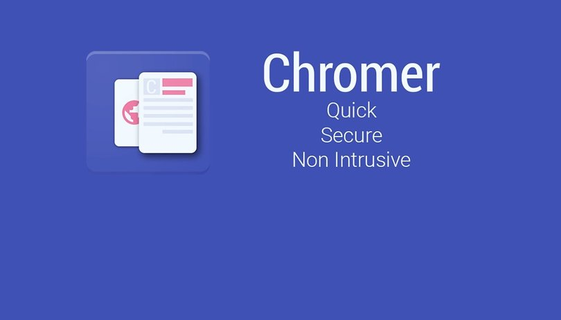 Chromer : l'extension ultime de Chrome pour Android