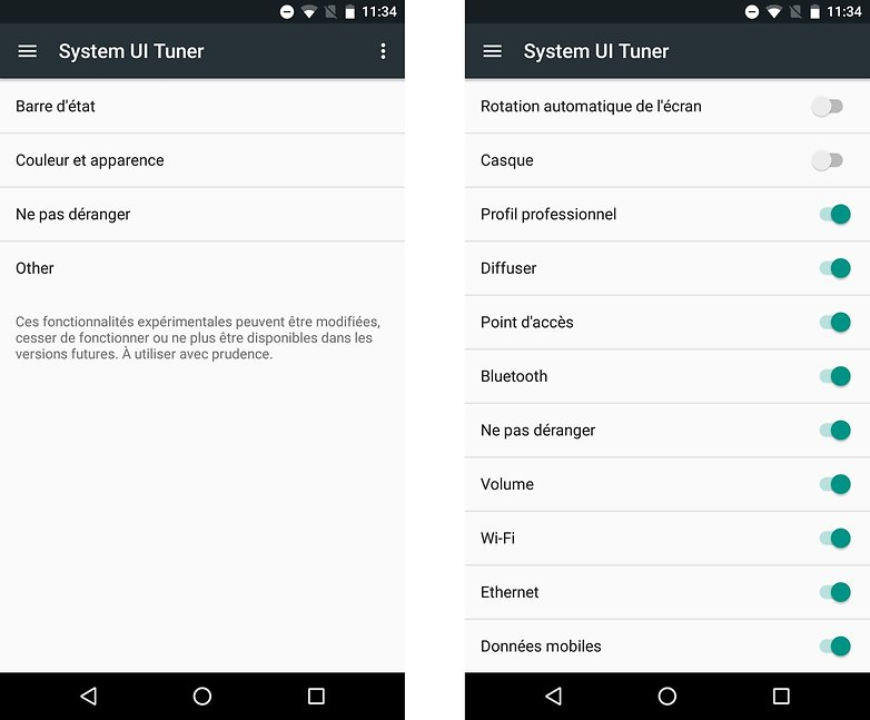 comment activer menu cache system ui tuner android n images 01