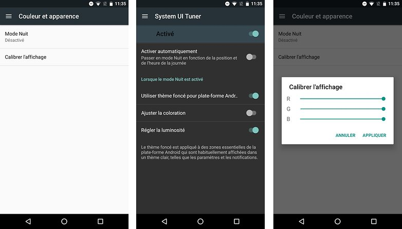 comment activer menu cache system ui tuner android n images 02