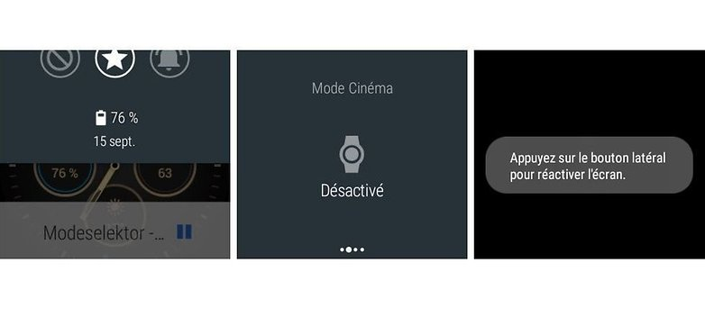 comment ameliorer duree batterie android wear activer mode cinema images 01