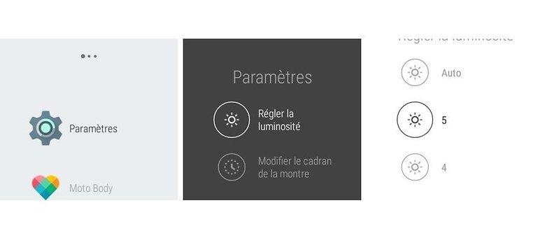 comment ameliorer duree batterie android wear desactiver gestion automatique luminosite images 01