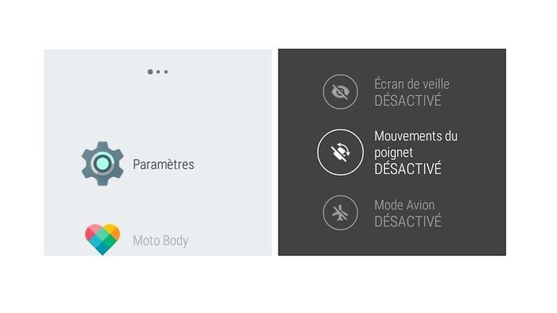 comment ameliorer duree batterie android wear desactiver mouvements de poignets images 02