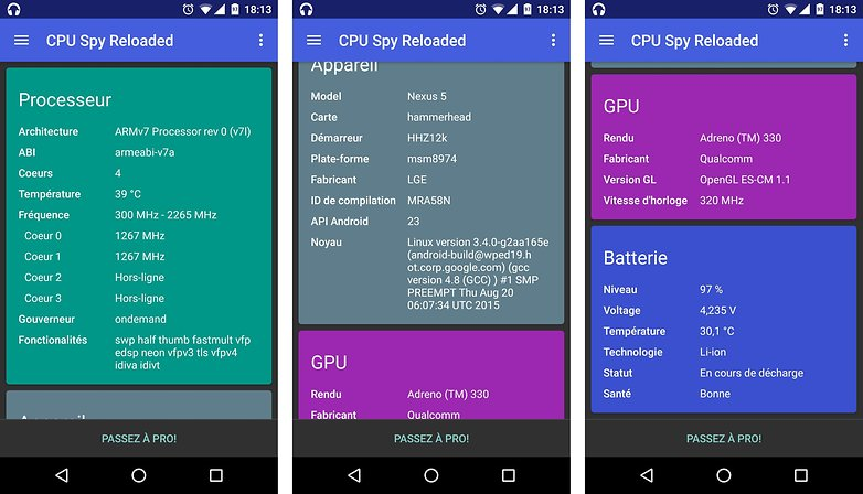 comment suivre activite processeur smartphone android cpu spy reloaded image 02