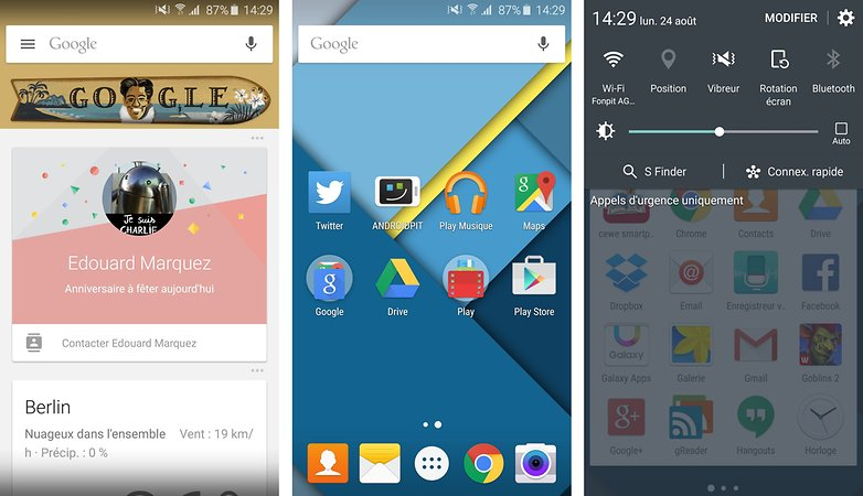 comment transformer galaxy s6 et s6 edge en google nexus google now launcher edit by tony balt images 03